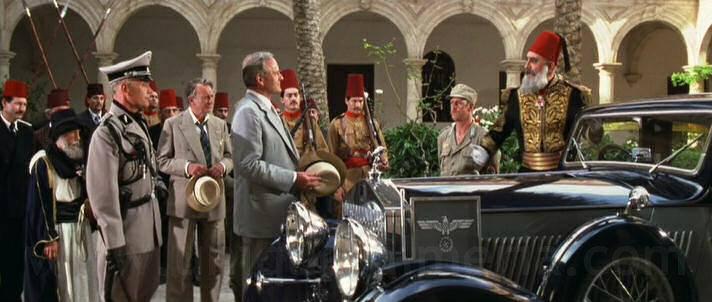 Film Location: Indiana Jones in Almeria, Spain