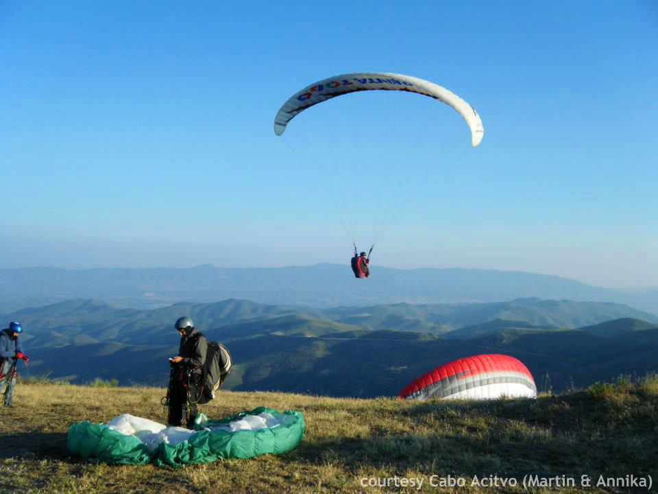 Paragliding Vacations in Spain - Cabo de Gata Natural Park