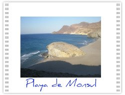 Visit Monsul Beach (Playa de Monsul) >>