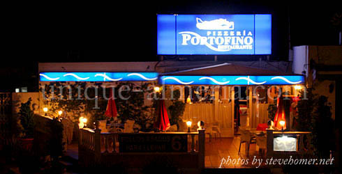 Pizzeria Portofino Mojacar