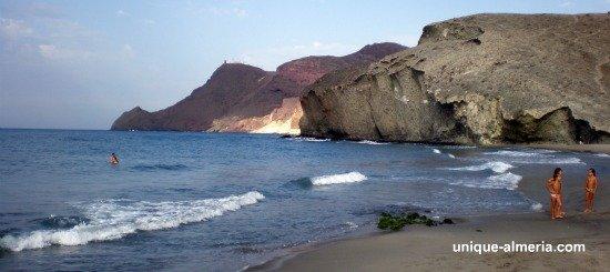 Spanish holidays - Monsul Beach