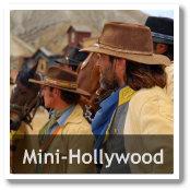 Mini-Hollywood in Almeria, Spain
