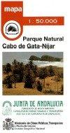 Cabo de Gata Hiking Map - General